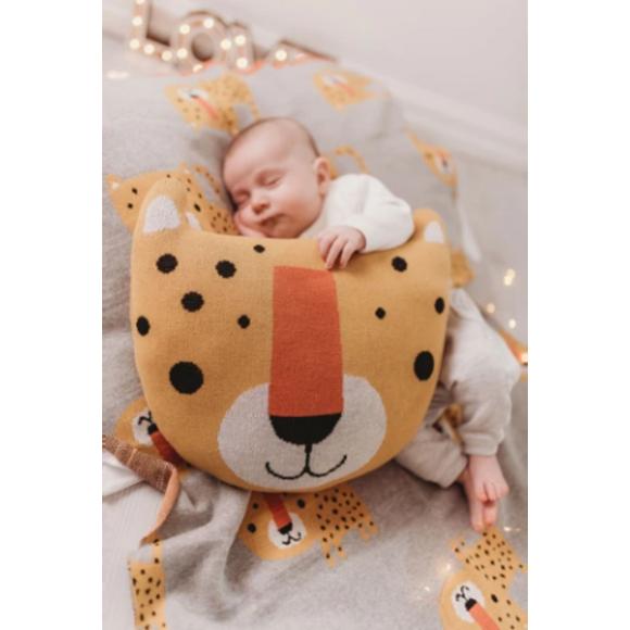 Εικόνα της BIZZI GROWIN Μαξιλάρι Leopard