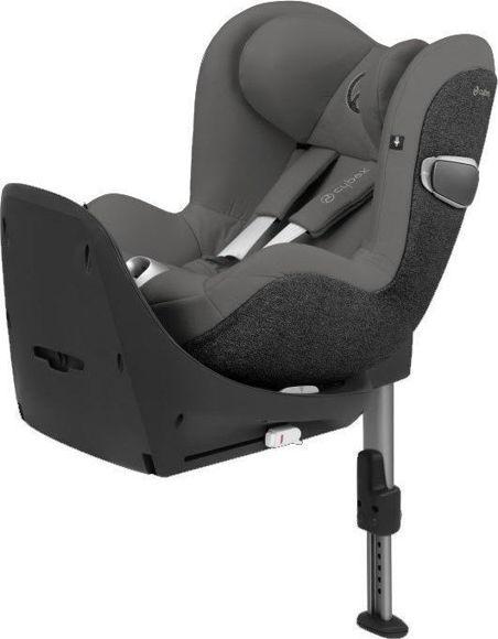 Εικόνα της Κάθισμα αυτικινήτου Cybex Sirona Z Soho Grey με βάση
