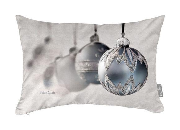 Εικόνα της Χριστουγεννιάτικο Μαξιλαράκι Cushion 4001 30x45 με γέμιση