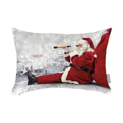 Εικόνα της Μαξιλάρι Saint Clair Christmas Cushion 4015 30x45