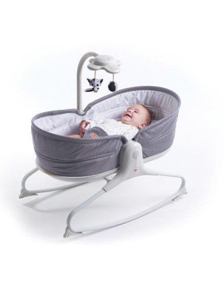 Εικόνα της Relax Tiny Love 3 in 1 Rocker Napper Grey