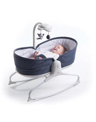 Εικόνα της Relax Tiny Love 3 in 1 Rocker Napper Denim