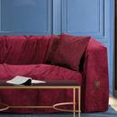 Εικόνα της Ριχτάρι Καναπέ Greenwich Polo Club Premium 2735 Μπορντω