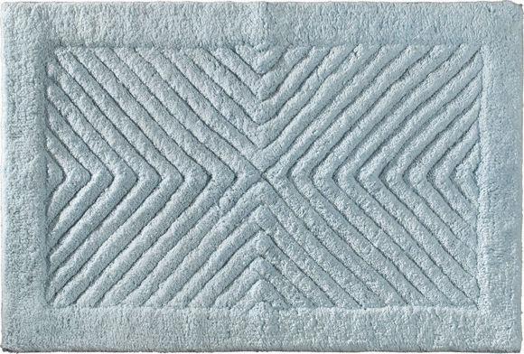 Εικόνα της Guy Laroche Πατάκι Μπάνιου 55x85 Mozaik Sky