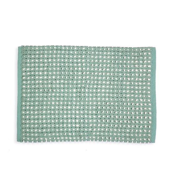 Εικόνα της Χαλακι Μπάνιου Chrystabel Green Nef-Nef 60X90