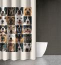 Εικόνα της Saint Clair Κουρτίνα Μπάνιου 180x200 Animals Des 211