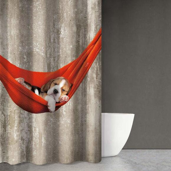 Εικόνα της Saint Clair Κουρτίνα Μπάνιου 180x200 Animals Des 201