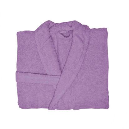 Εικόνα της Μπουρνούζι Με Γιακά Status 1114 Purple Nef-Nef Medium