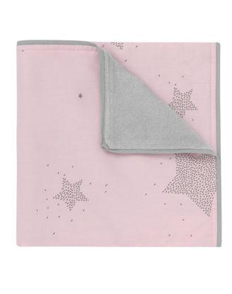 Εικόνα της Κουβέρτα Φασκιώματος Praia 85*85 Etoile Pink