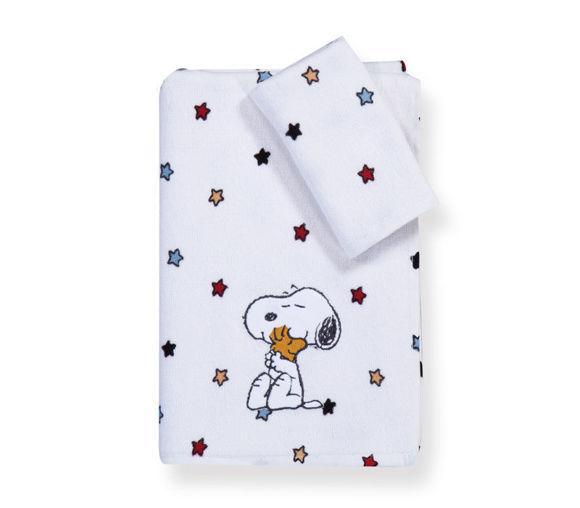 Εικόνα της Παιδικές Πετσέτες (Σετ 2 Τμχ) Nef Nef Snoopy Rainbow