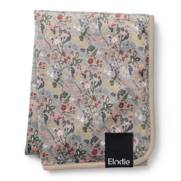 Εικόνα της Elodie Details - Κουβέρτα Pearl Velvet Vintage Flower