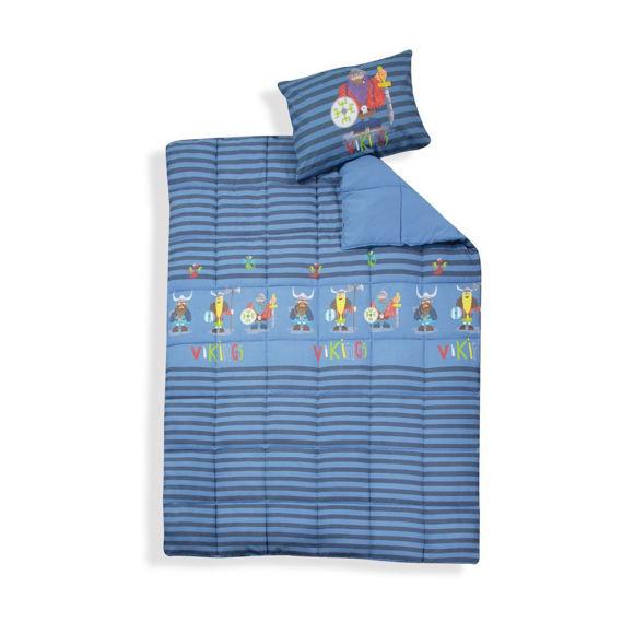 Εικόνα της Παιδικό Πάπλωμα Μόνο Vikings Style Blue Nef-Nef 160X220