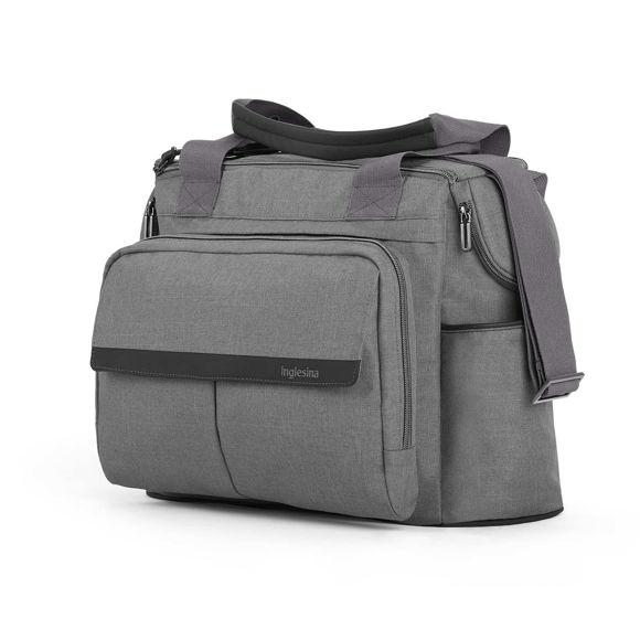 Εικόνα της Τσάντα-Αλλαξιέρα Inglesina Dual Bag Aptica, Kensington Grey