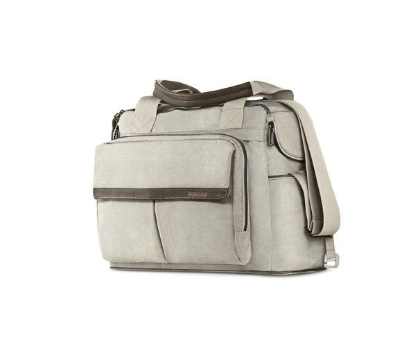 Εικόνα της Inglesina Dual Bag for Aptica, Trilogy and Trilogy Plus Cashmere beige