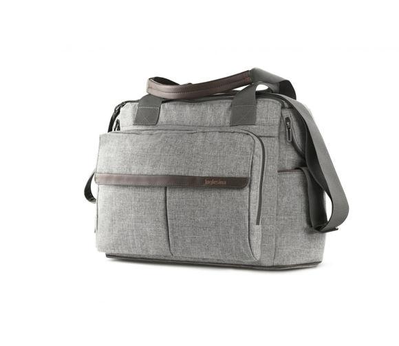 Εικόνα της Inglesina Dual Bag for Aptica, Trilogy and Trilogy Plus Mineral grey