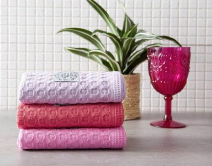 Εικόνα της Σετ πετσέτες Κουζίνας (3x50x70)