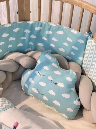 Εικόνα της Διακοσμητικό μαξιλάρι Σύννεφο Clouds Mint