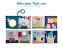 Εικόνα της Taf Toys Εκπαιδευτικό Βιβλιαράκι What Does Paul Wear