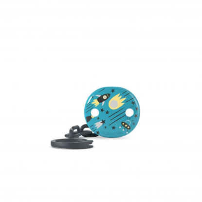 Εικόνα της New SPACE Fusio Κλίπ Αλυσίδα Πιπίλας