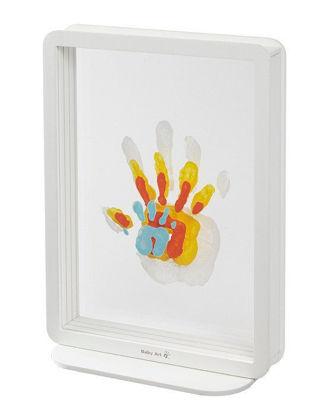 Εικόνα της Αποτύπωμα Χεριών Family Touch White