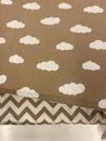 Εικόνα της Πάντα κούνιας Handmade Clouds Moka