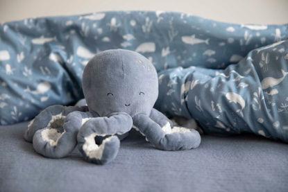 Εικόνα της LITTLE DUTCH. Υφασμάτινο χταπόδι Ocean Blue