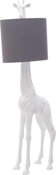 Εικόνα της Επιδαπέδιο Φωτιστικό Καμηλοπάρδαλη λευκό