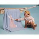 Εικόνα της BIZZI GROWIN Bunny Κουβέρτα Αγκαλιάς 70*90cm