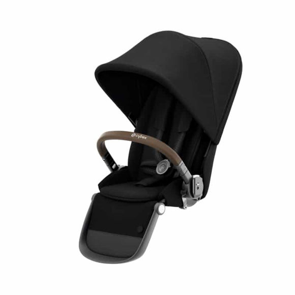 Εικόνα της CYBEX Gazelle S Κάθισμα για 2ο παιδί Gazelle S Deep Black (taupe frame)