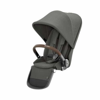 Εικόνα της CYBEX Gazelle S Κάθισμα για 2ο παιδί Gazelle S Soho Grey (taupe frame)
