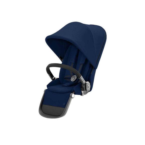 Εικόνα της CYBEX Gazelle S Κάθισμα για 2ο παιδί Gazelle S Navy Blue (black frame)