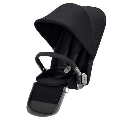 Εικόνα της CYBEX Gazelle S Κάθισμα για 2ο παιδί Gazelle S Deep Black (black frame)