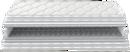 Εικόνα της Στρώμα Greco Strom Perla 160x200