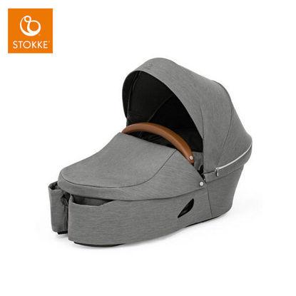 Εικόνα της Stokke® Xplory® X Πορτ Μπεμπέ – Modern Grey