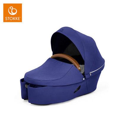 Εικόνα της Stokke® Xplory® X Πορτ Μπεμπέ – Royal Blue