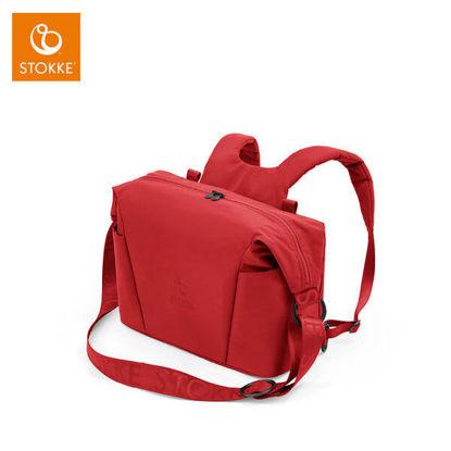 Εικόνα της Stokke® Xplory® X Τσάντα Αλλαγής – Ruby Red