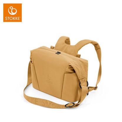 Εικόνα της Stokke® Xplory® X Τσάντα Αλλαγής – Golden Yellow