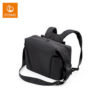 Εικόνα της Stokke® Xplory® X Τσάντα Αλλαγής – Rich Black
