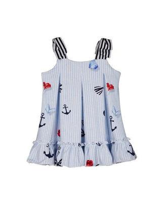 Εικόνα της Φόρεμα Με Print Lapin 12M