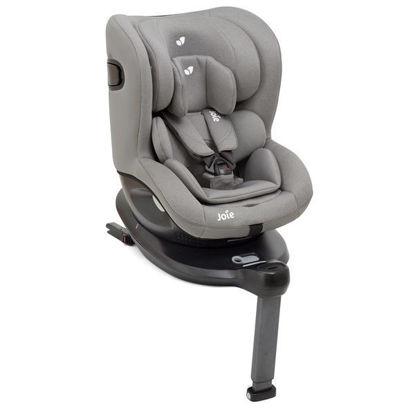 Εικόνα της Βρεφικό-Παιδικό κάθισμα αυτοκινήτου Joie i-Spin 360 Grey Flannel
