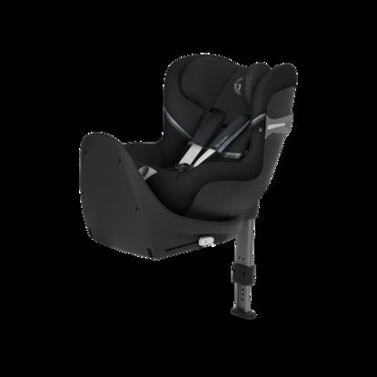 Εικόνα της Cybex SIRONA S I-Size παιδικό κάθισμα αυτοκινήτου Deep Black