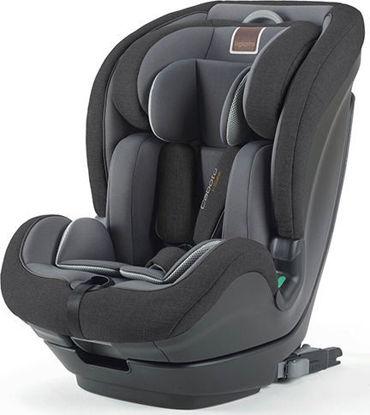 Εικόνα της Inglesina Κάθισμα Αυτοκινήτου Caboto Grey i-Size 9-36kg Black
