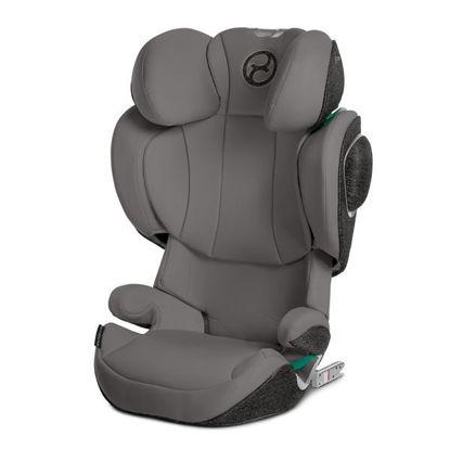 Εικόνα της Cybex Κάθισμα Αυτοκινήτου Solution Z i-Fix Soho Grey 15-36kg.