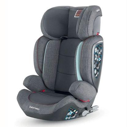Εικόνα της Inglesina Tolomeo I-Fix 2 3 παιδικό κάθισμα αυτοκινήτου grey