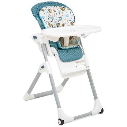 Εικόνα της Παιδική Καρέκλα Φαγητού Joie Mimzy LX Tropical Paradise
