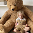 Εικόνα της Λούτρινο παιχνίδι Childhome Αρκούδος