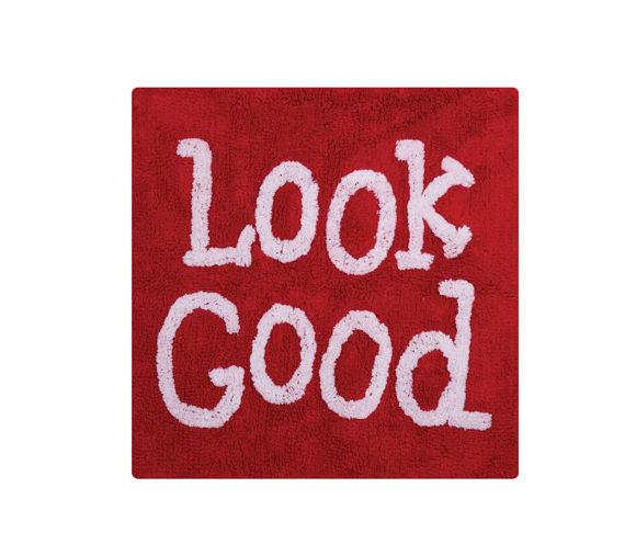 Εικόνα της ΧΑΛΑΚΙ ΜΠΑΝΙΟΥ NEF NEF RED LOOK GOOD 80X80