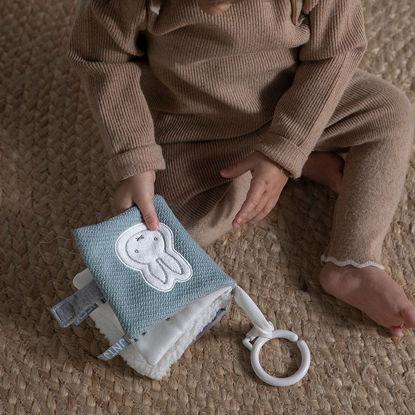 Εικόνα της Μαλακό Βιβλίο Δραστηριότητας Miffy Mint