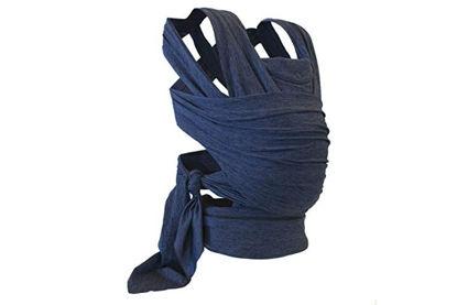 Εικόνα της Chicco μάρσιπος Boppy comfy fit blue