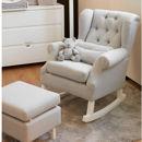 Εικόνα της Πολυθρόνα θηλασμού κουνιστή My First Collection Grey